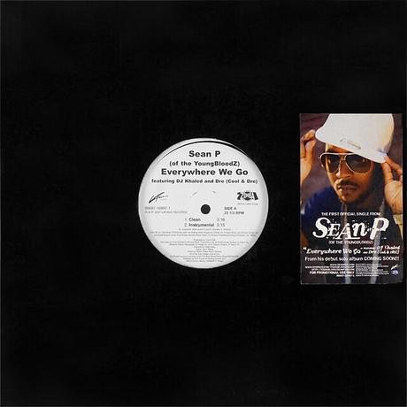 Sean P. Featuring DJ Khaled and Dre // Everywhere We Go // HS065A