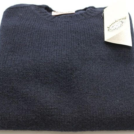 Jamieson's Knit/Navy