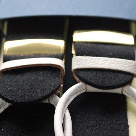 Albert Thurston Braces/Boxcloth Black