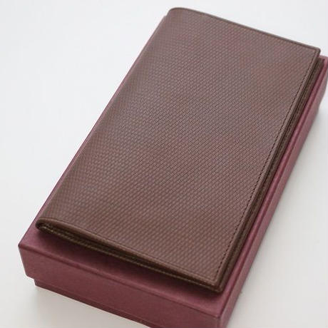 James Purdey Leather Large Wallet