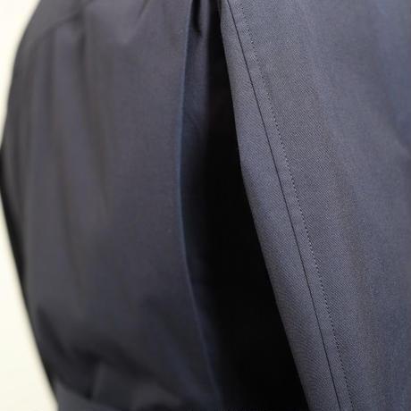 Safari Jacket/Navy Liightweight Cotton