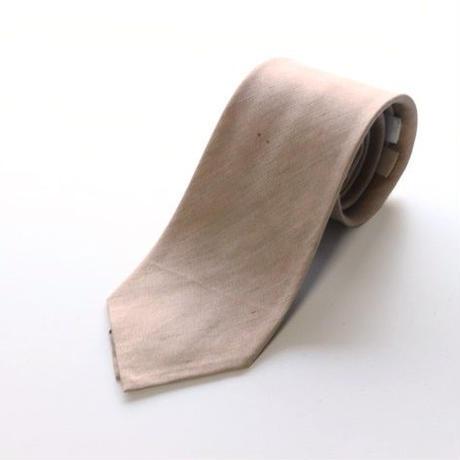Silk&LinenTie/Beige BGA