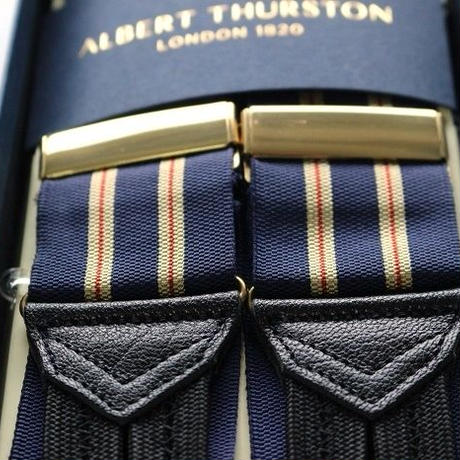 Albert Thurston Braces/Ribbon STA