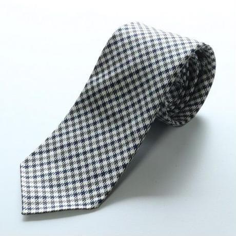 Sheperd's Check Tie