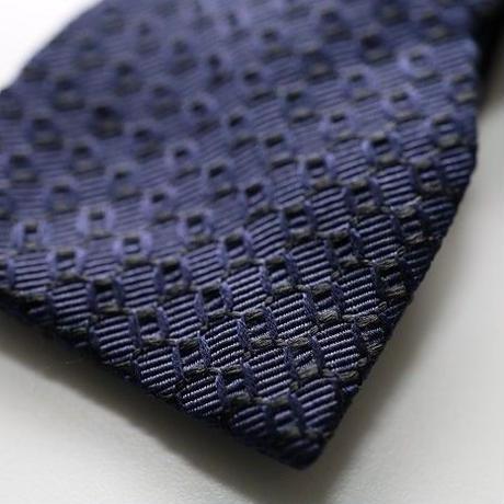 Bow Tie/Jacquard Navy