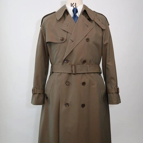 Trench Coat/Brown&Khaki