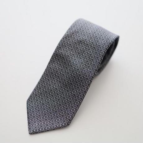 Jaccard Tie/Grey Pattern