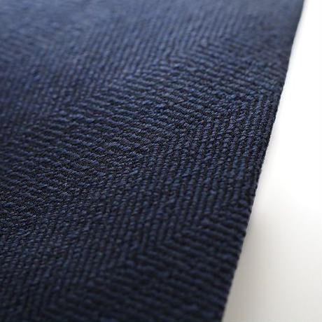 Herringbone Tie/Navy