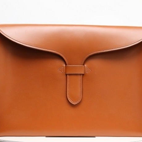 Rutherfords Tongue Folio Case/Ginger Nut