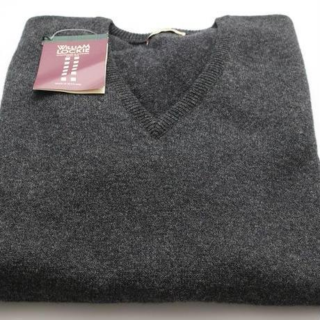 William Lockie Knit/Grey