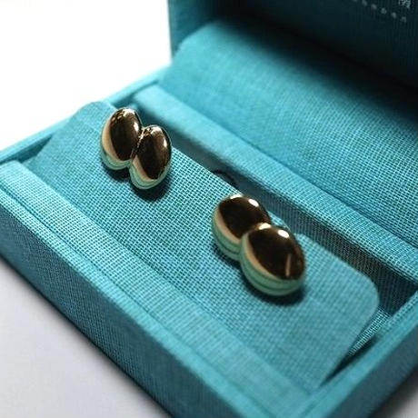 Codis Maya Cuff Links/Hepworth Yellow Gold