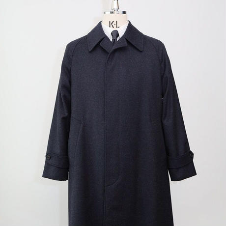 Classic Raglan Sleeve Coat/Covert Cloth