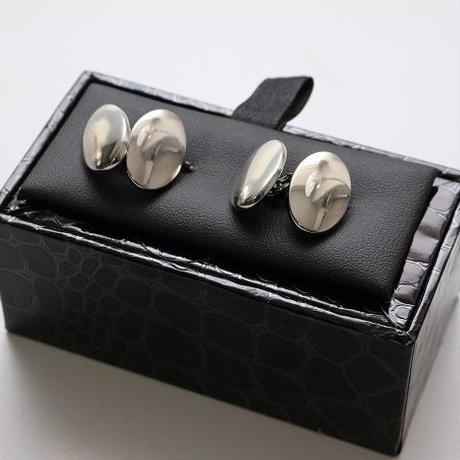 Taggs Cuff Links/Metal301A