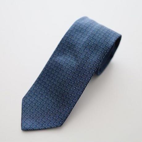 Jaccard Tie/Blue Pattern