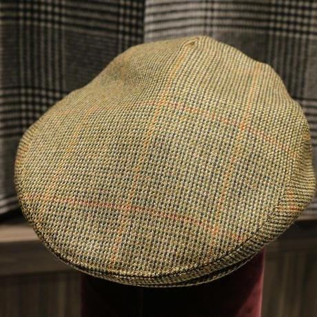 batak Tweed Cap/Over pane