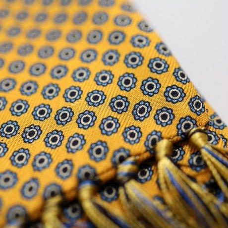 Adamley Stole/Yellow Pattern