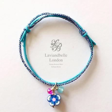  送料無料 Laviandbelle London/Bracelets-04:Blue