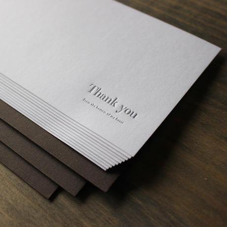 一筆箋 ※封筒付き