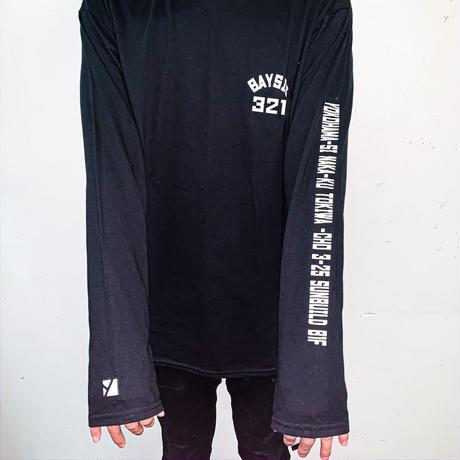 BAYSISロングTシャツ「321」Ver