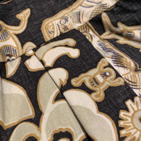 "1990's ""Reyn Spooner"" Pull-Over Hawaiian Shirt SIZE : M"