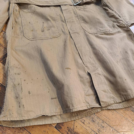 "1960's "" EDWARD HYMAN COMPANY "" Work Coat SIZE : 42"
