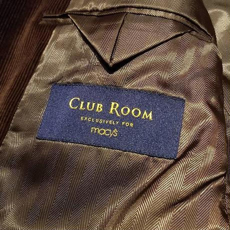 "New "" CLUB ROOM "" Corduroy Jacket"