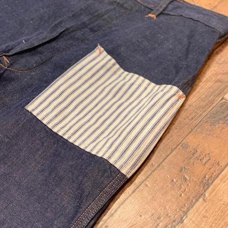 """1950's~ """"LAPD"""" Prisoner Pants SIZE : W31 L27.5"""
