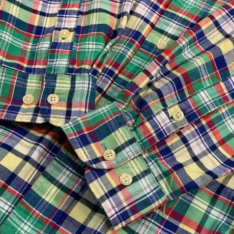 """1990's """"Tommy Hilfiger"""" Buttondown Shirt Dead Stock SIZE : L"""