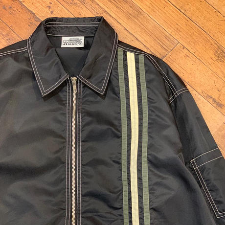 "1990's ""JIMMY'S"" Nylon Jacket SIZE : L"
