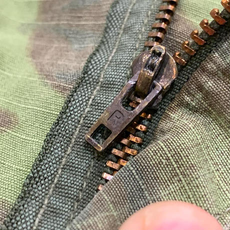 "1960's ""U.S.Military"" Jungle Fatigue Cargo Pants SIZE : L-R"