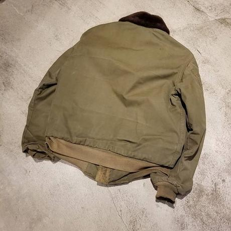 "1940's ""U.S.Air Force"" Type B-15 Flight Jacket No. 1872FS Test Sample SIZE : 38~40"