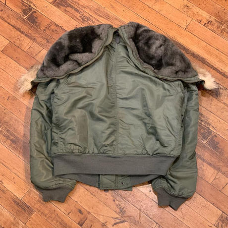 "1980's ""U.S.Air Force"" Type N-2B Flight Jacket SIZE : Medium"