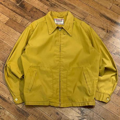"""1960's """"Mc.GREGOR"""" Scotchgard Drizzler Jacket SIZE : 42"""
