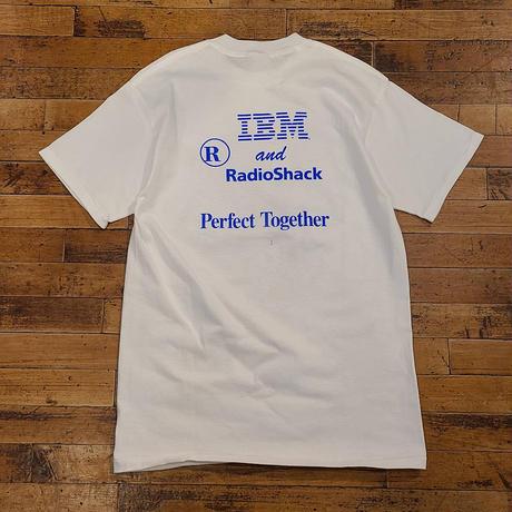 "1990's ""IBM"" Aptiva Short Sleeve Tee SIZE : M"
