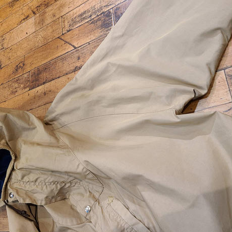 """1970's""""THE NORTH FACE"""" 60/40 Cloth Mountain Parka SIZE : M"""