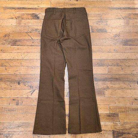"""1970's """"LEVI'S"""" STA-PREST BIG E SIZE : W29 L30"""
