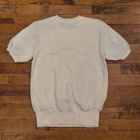 """1950's """"ALLISON"""" Pile T-Shirt Dead Stock SIZE : L"""