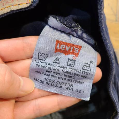 """""""Levi's"""" 501 After Dye SIZE : W32 L30"""