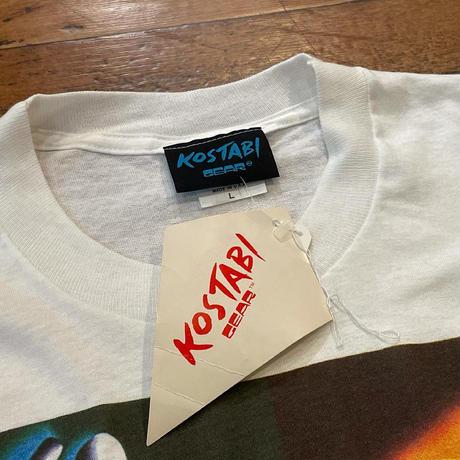 "~1990's ""Mark Kostabi"" Short Sleeve Tee Dead Stock SIZE : L"