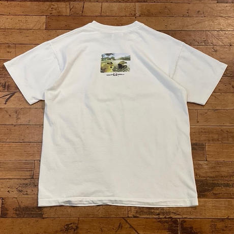 """1990's """"TACO BELL"""" Short Sleeve Tee SIZE : L"""