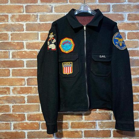 """1980's """"Souvenir Jacket"""" SIZE : M"""