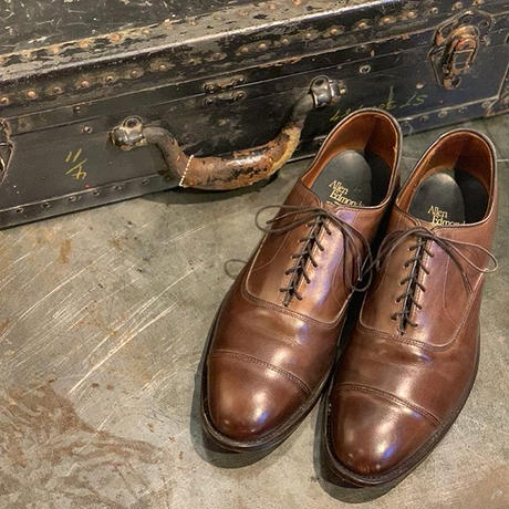 """Allen Edmonds"" Park Avenue SIZE : 9 1/2 D"