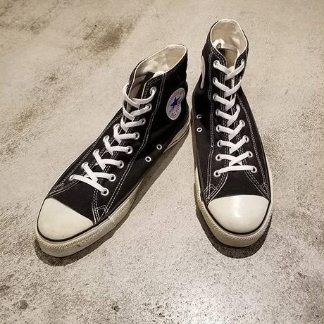 "1990's ""Converse""  All Star Hi SIZE : 10 1/2"