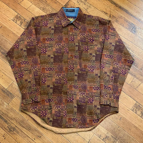 "1990's ""CHAPS RALPH LAUREN"" Buttondown Shirt SIZE : M,L"