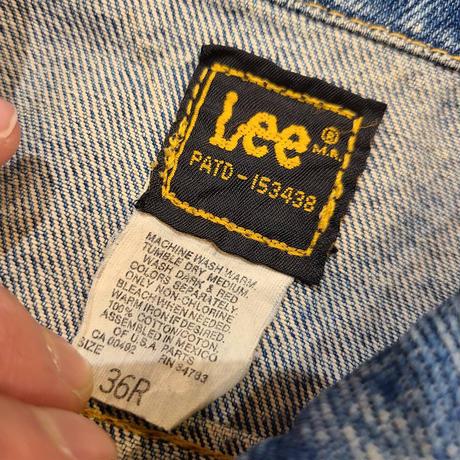 """""""Hard Rock Cafe"""" Denim Jacket SIZE : 36R"""