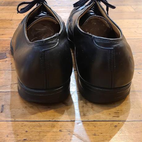 """1950's """"U.S.Navy"""" Service Shoes SIZE : 9 1/2 D"""