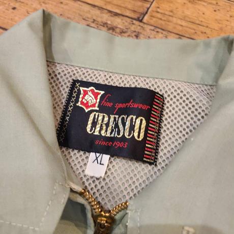 "1960's~ ""CRESCO"" SIZE : L"