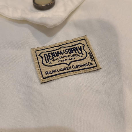 """DENIM & SUPPLY"" Ralph Lauren Western Shirt SIZE : L"