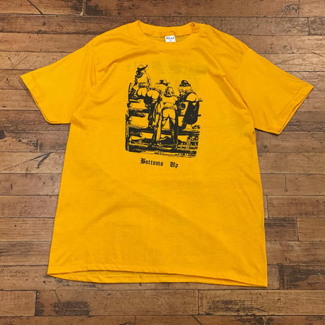 1980's Short Sleeve Tee SIZE : M,L