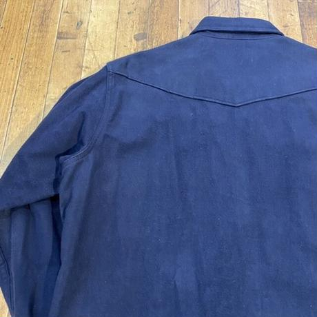 "〜1990's ""Eddie Bauer"" Chamois Shirts SIZE : L"